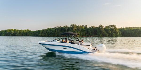 SEA RAY 230 SPX O/B