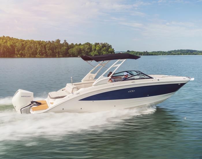 Sea Ray 270 SDX HB