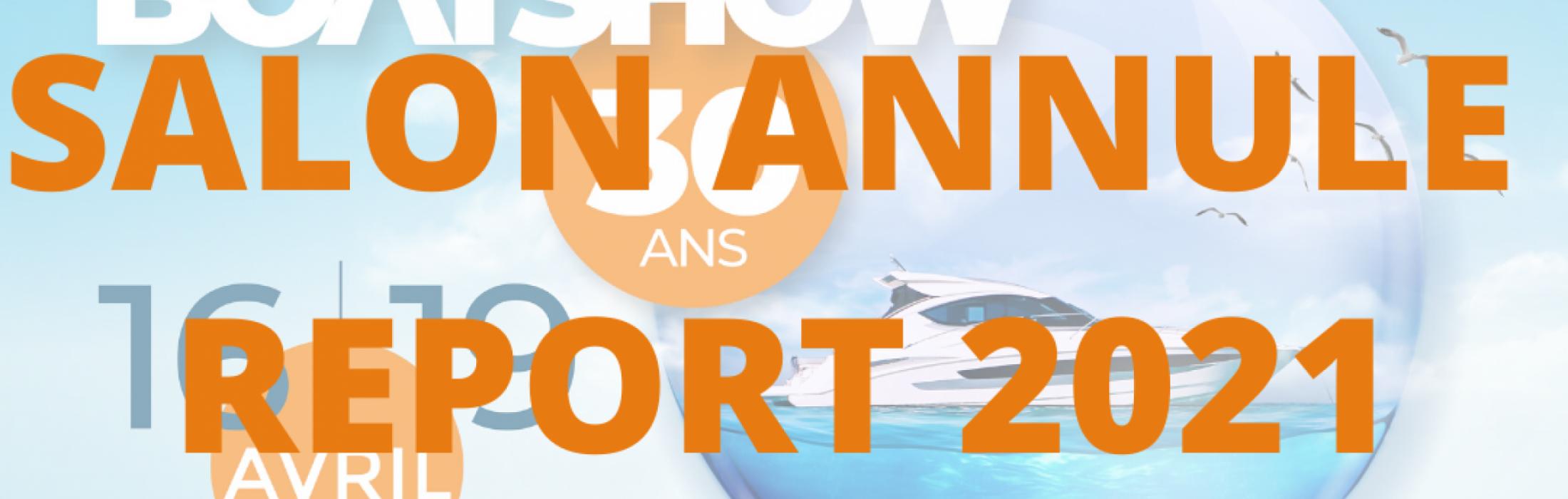 Report La Napoule Boat Show 2021