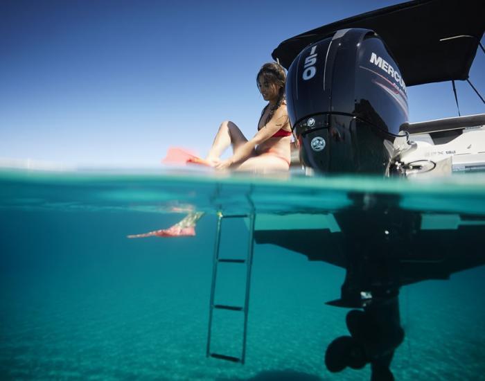 Sea Ray 190 SPX HB