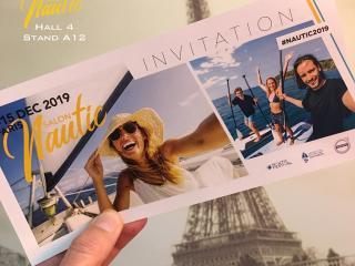 Salon Nautique de Paris - 7 au 15 décembre 2019