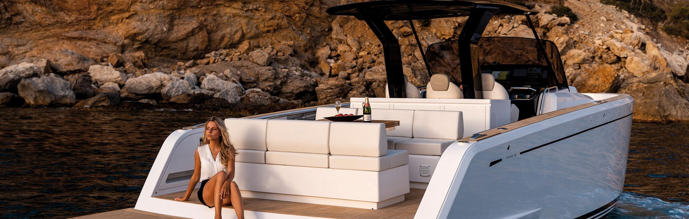 Vente  Pardo Yachts