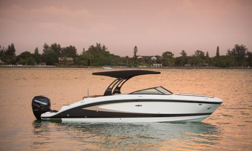 Sale of new and pre-owned boats