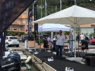 Nuova Jolly : animation Porsche Days à Mandelieu la Napoule !